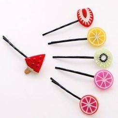 Miss Floral - Cartoon Hair Pin