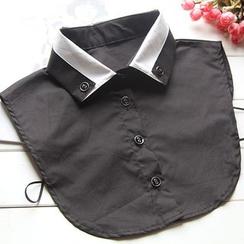 MIOW - Contrast Panel Decorative Collar