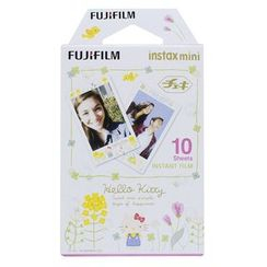 Fujifilm - Fujifilm Instax Mini Film (Hello Kitty 3) (10 Sheets per Pack)
