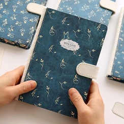 Nina's House - Printed Hardcover Notebook (S)