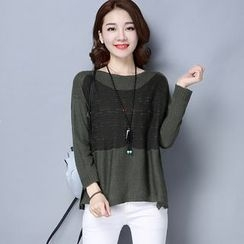 Romika - Panel Knit Top