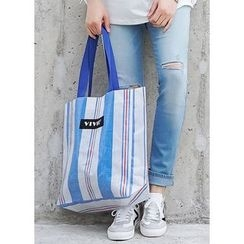 JOGUNSHOP - Striped Tote