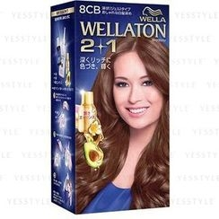 Wella - Wellation 2 + 1 Liquid Hair Color (#8CB)