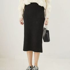 Honey House - Knit Skirt