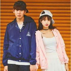 Kieran - Couple Matching Hooded Jacket