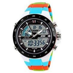 Chalford - LED Sport Analog Digital Watch