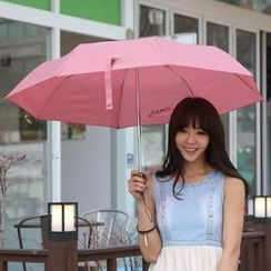 Easily - Floral Print Foldable Umbrella