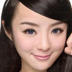 GEO - 彩色隱形眼鏡 WT-C11 (Xtra 紫) [只提供 P-0.00]