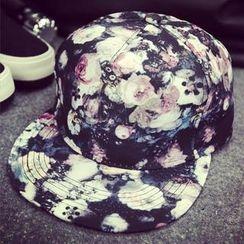 BYME - Floral Cap