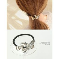 soo n soo - Flower Butterfly Hair Tie
