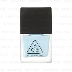3 CONCEPT EYES - Nail Lacquer (#BL01)