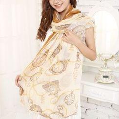 Salomi - 印花围巾
