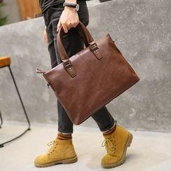 ETONWEAG - Faux Leather Business Bag