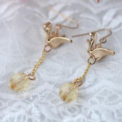Fit-to-Kill - Lucky pigeon Earrings