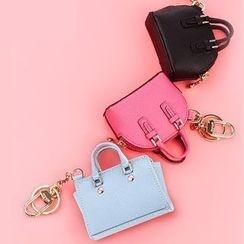 MILESI - Hand Bag Key Ring