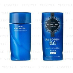 Shiseido 资生堂 - Aqualabel 美白乳液 (清爽)