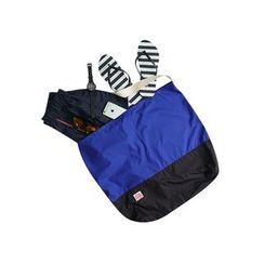 JOGUNSHOP - Two-Tone Shopper Bag