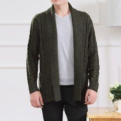 VILUNI - Ribbed Cardigan