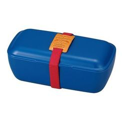 Hakoya - Hakoya American Vintage Dome Lunch Box (Navy)
