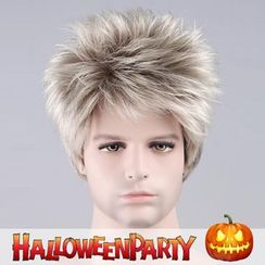 Party Wigs - Halloween Party Wigs - Casual Dave