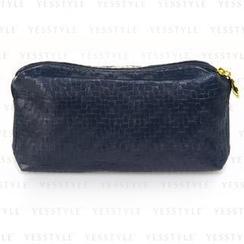Estee Lauder - Blue Woven Cosmetics Bag