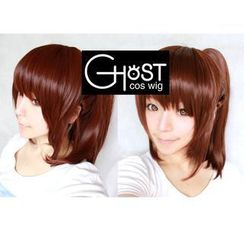 Ghost Cos Wigs - Attack on Titan Sasha Blouse Cosplay Wig