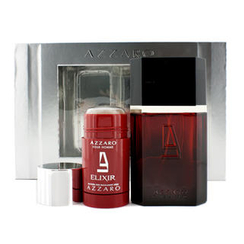 Loris Azzaro - Azzaro Elixir Coffret: Eau De Toilette Spray 100ml/3.4oz + Deodorant Stick 75ml/2.7oz