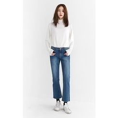 Someday, if - Turtle-Neck Loose-Fit Top