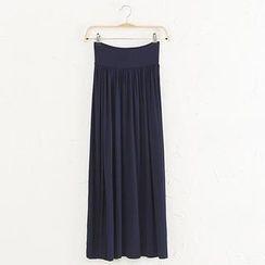 JVL - A-Line Maxi Skirt