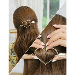 soo n soo - Shape Hair Pin (3 Type)