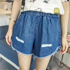 Colorful Shop - Denim Shorts