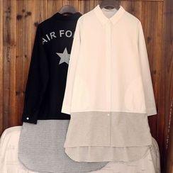 tete - Printed Shirt