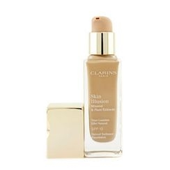 Clarins - Skin Illusion Natural Radiance Foundation SPF 10 - # 110 Honey