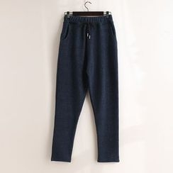 11.STREET - Corduroy Tapered Pants