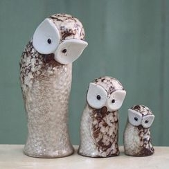 Retro Times - Owl Desk Ornament