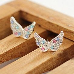 Best Jewellery - Butterfly Earrings