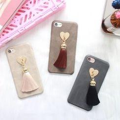 Hachi - Tassel Case for iPhone 6 / 6 Plus / 7 / 7 Plus