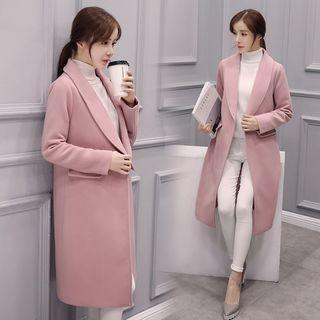 Romantica - Snap-Button Coat