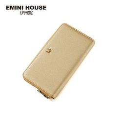 Emini House - Zip Around Long Wallet