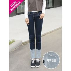 BBAEBBAE - Slim-Fit Jeans