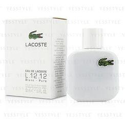Lacoste - Eau De Lacoste L.12.12 Blanc Eau De Toilette Spray