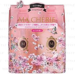Shiseido - Ma Cherie Sakura Moisture Hair Set: Shampoo 450ml + Conditioner 450ml
