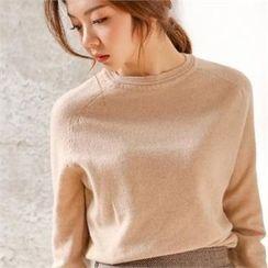 MAGJAY - Wool Blend Knit Top