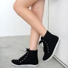 59 Seconds - Lace-Up High-Top Sneakers