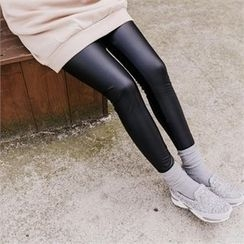 JOAMOM - Band-Waist Leggings