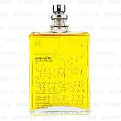 Escentric Molecules - Molecule 03 Eau De Toilette Spray
