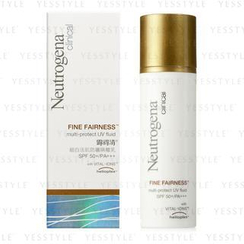 Neutrogena - Fine Fairness Multi-Protect UV Fluid SPF 50+ PA+++