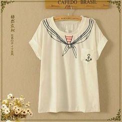 Storyland - Short-Sleeve Printed T-Shirt