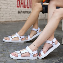 Chariot - Couple Flat Sandals