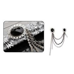 Trend Cool - Gemstone Brooch